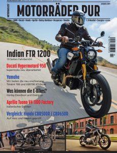 Motorräder Pur – Nr 2 2019
