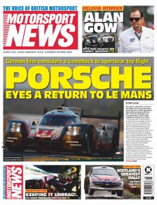 Motorsport News – April 08, 2020