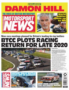 Motorsport News – April 29, 2020