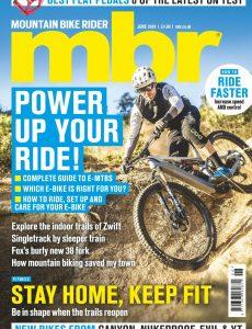 Mountain Bike Rider – June 2020