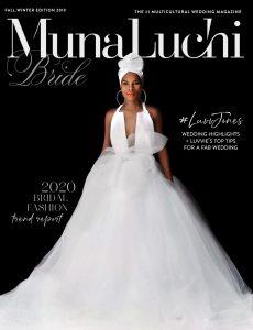 MunaLuchi Bride – Fall Winter 2019