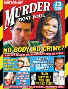 Murder Most Foul – Issue 116 – April 2020