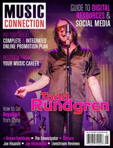 Music Connection – May 2020
