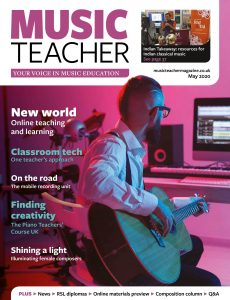 Music Teacher – May 2020
