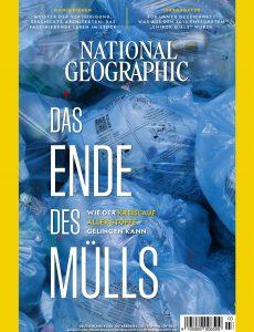 National Geographic Germany – März 2020