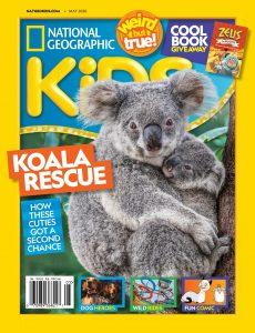 National Geographic Kids USA – May 2020