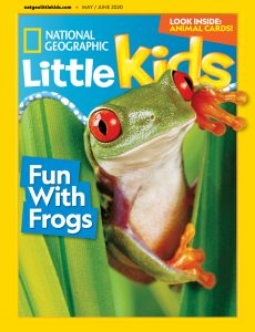 National Geographic Little Kids – May-June 2020
