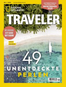 National Geographic Traveler Germany – Nr 1 2020