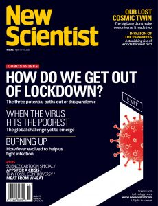 New Scientist – April 11, 2020