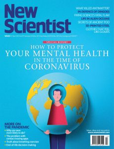 New Scientist Australian Edition – 25 April 2020