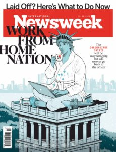 Newsweek International – 10 April 2020