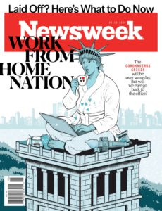 Newsweek USA – April 10, 2020