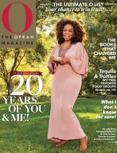 O, The Oprah Magazine – May 2020