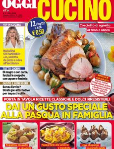 Oggi Cucino – 16 aprile 2020