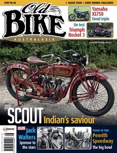Old Bike Australasia – April 10, 2020