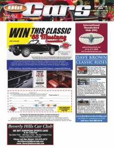 Old Cars Weekly – 30 April 2020