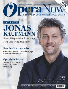 Opera Now – May-June 2020