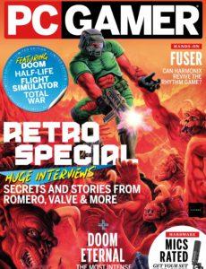 PC Gamer UK – Issue 343, 2020