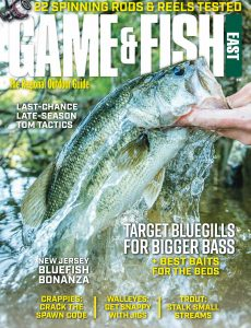 Pennsylvania Game & Fish – May 2020