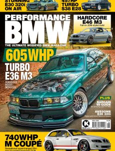 Performance BMW – May 2020