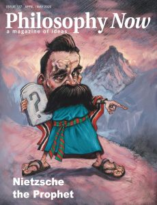 Philosophy Now – April-May 2020
