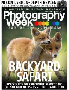 Photography Week – 30 April 2020