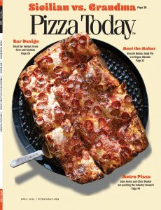 Pizza Today – April 2020