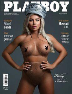 Playboy Slovakia – April 2020