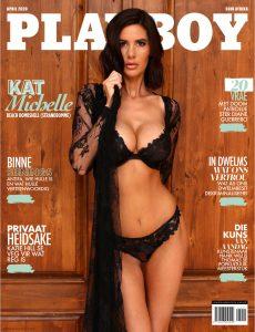 Playboy Suid Afrika – April 2020