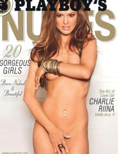 Playboy's Nudes – October-November 2011