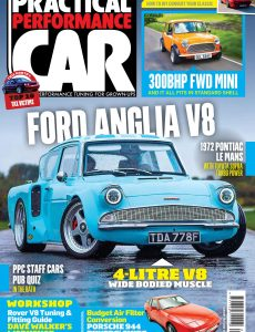 Practical Performance Car – Issue 189 – January 2020