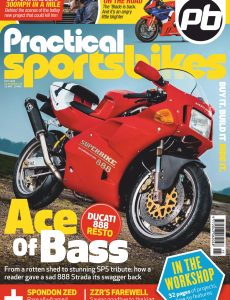 Practical Sportsbikes – May 2020