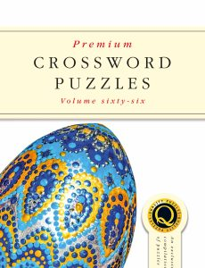 Premium Crossword Puzzles – Issue 66 – April 2020