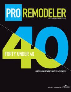 Professional Remodeler – Aprl 2020