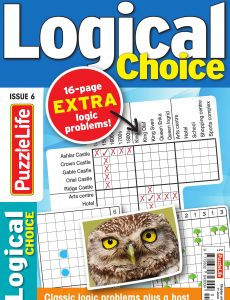 PuzzleLife Logical Choice – Issue 6 – April 2020