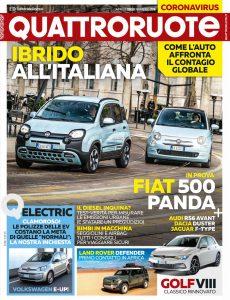 Quattroruote Italia – aprile 2020