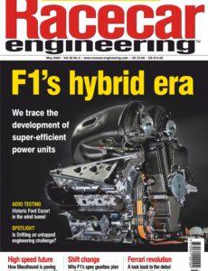 Racecar Engineering – May 2020