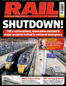 Rail – Issue 902 – April 8, 2020