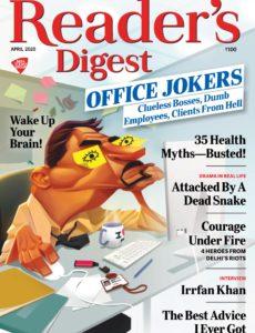 Reader's Digest India – April 2020