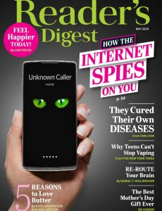 Reader's Digest USA – May 2020
