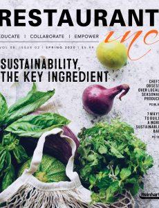Restaurant Inc  – Spring 2020