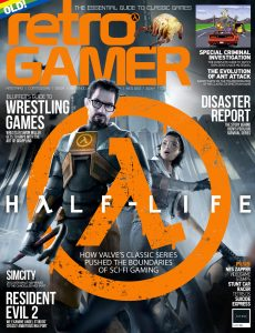 Retro Gamer UK – Issue 206, 2020