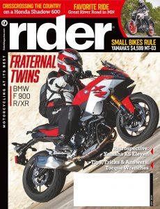Rider Magazine – May 2020