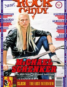 Rock Candy Magazine – Issue 18 – February-March 2020