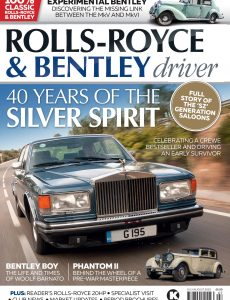 Rolls-Royce & Bentley Driver – Issue 18 – July-August 2020