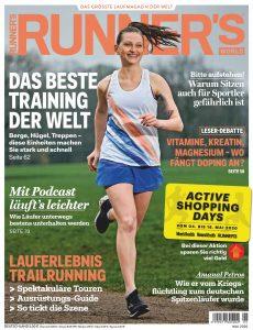 Runner's World Deutschland – Mai 2020