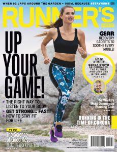 Runner's World South Africa – May-June 2020