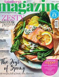 Sainsbury's Magazine – April 2020