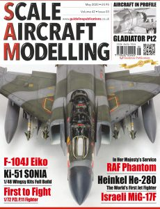 Scale Aircraft Modelling – May 2020