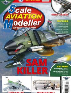 Scale Aviation Modeller International – May 2020